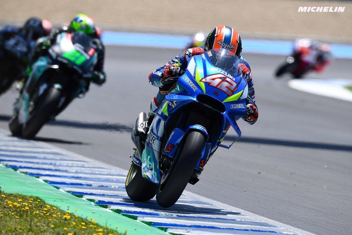 Presentación en directo de Suzuki MotoGP