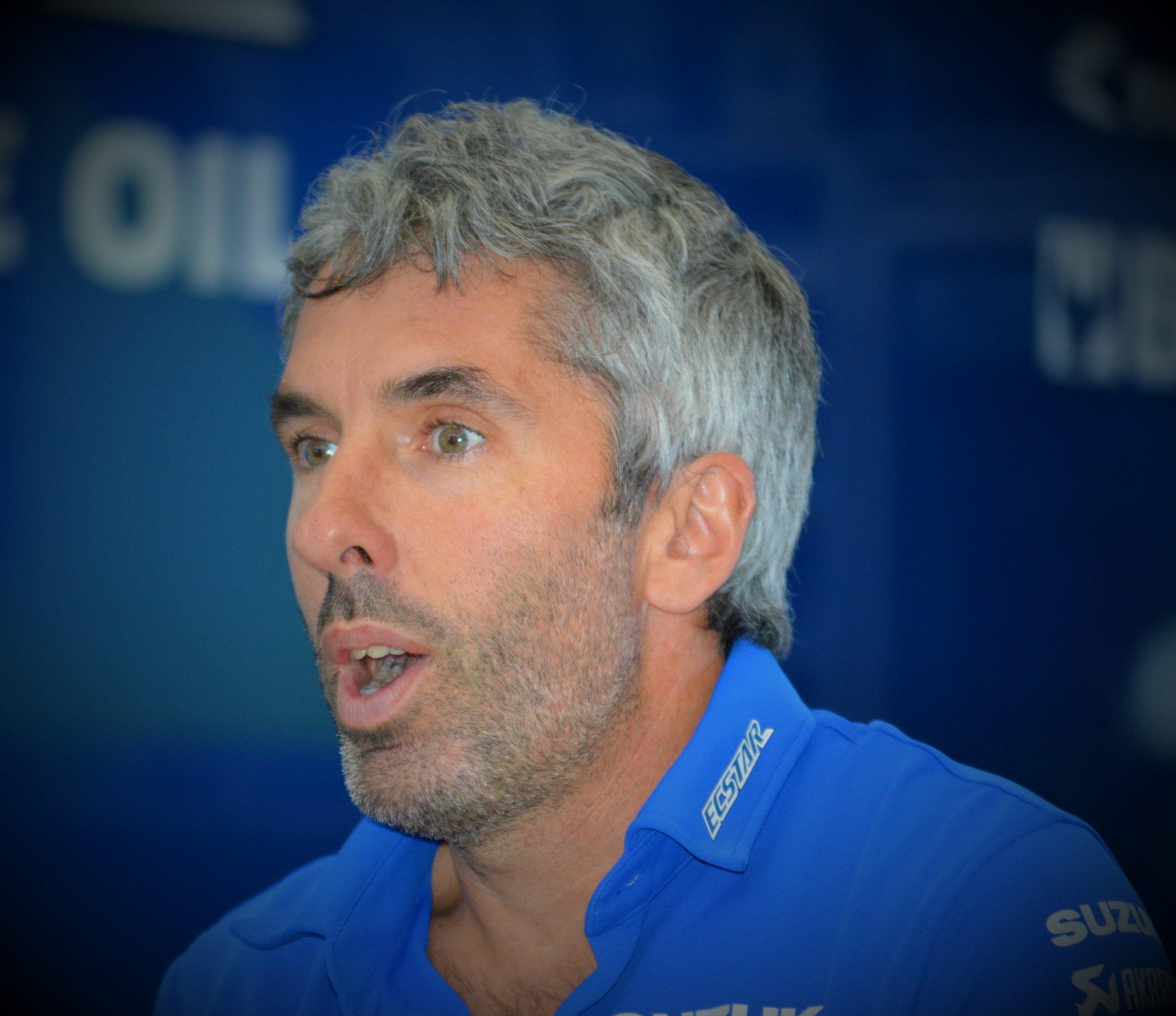 Entrevista con Manuel Cazeaux. Lo que le mueve, lo que le falta a Suzuki para optar al título y su futuro.