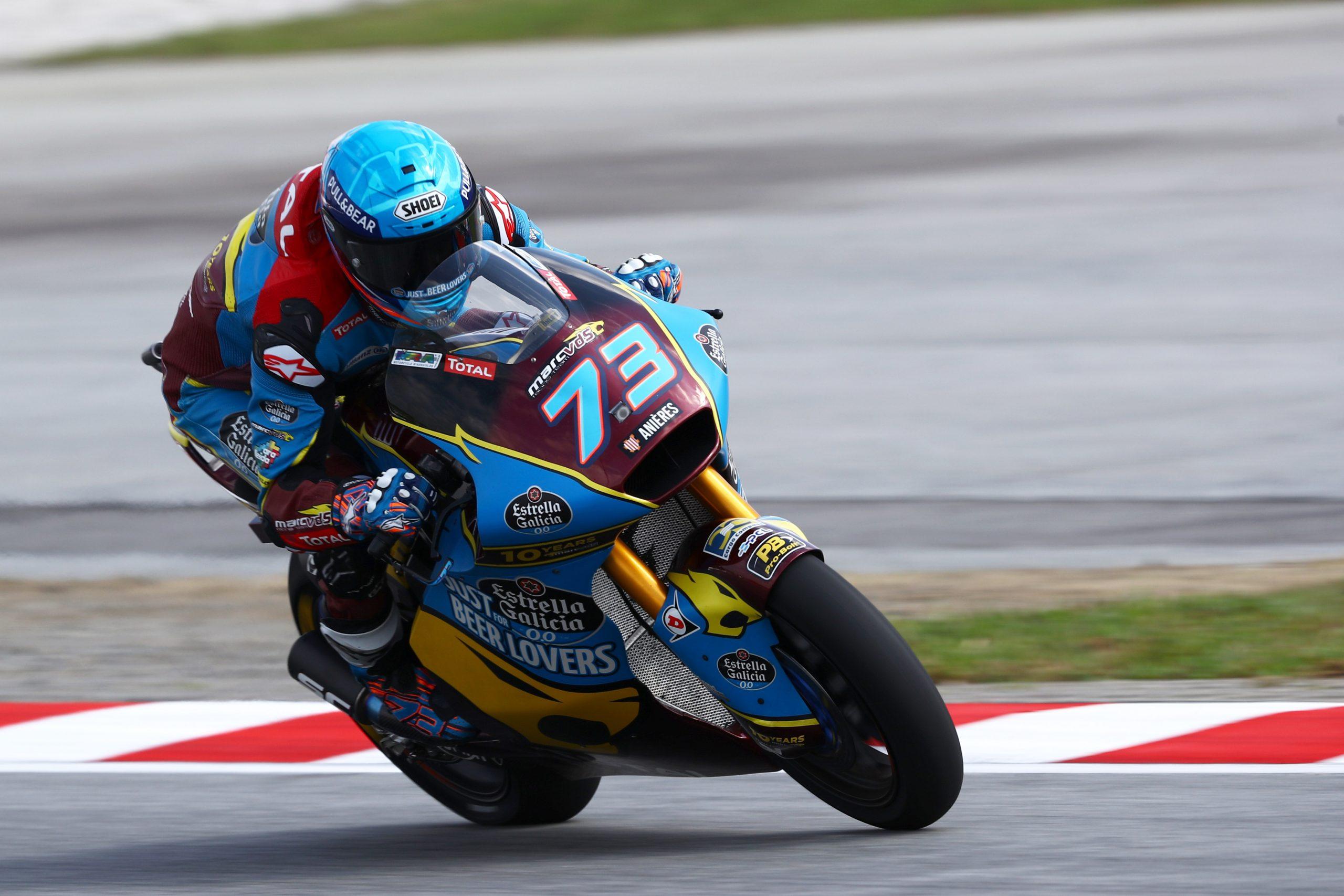 Álex Márquez buscará ser campeón del mundo en Malasia desde la pole