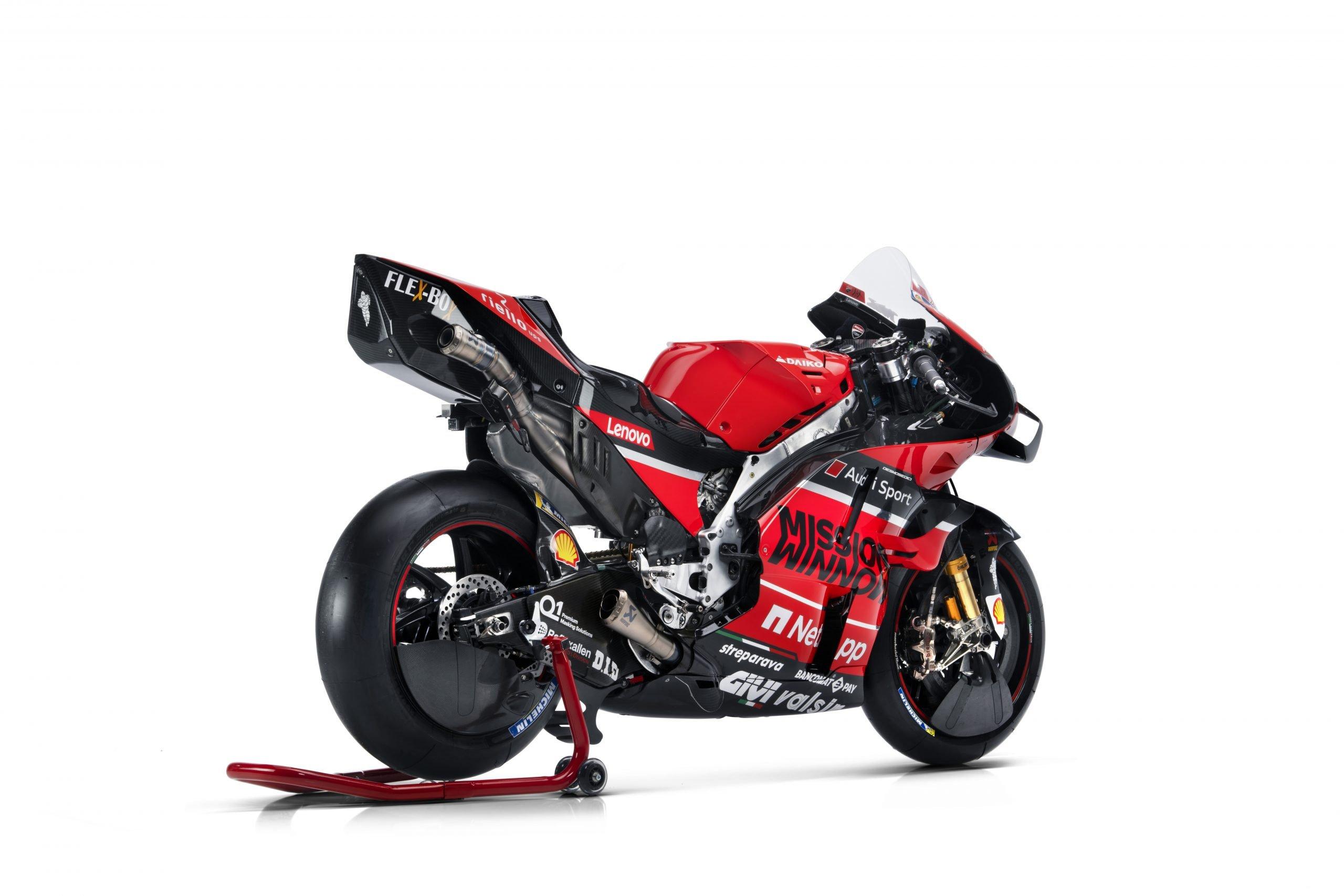 2020 – Ducati: Viejenial