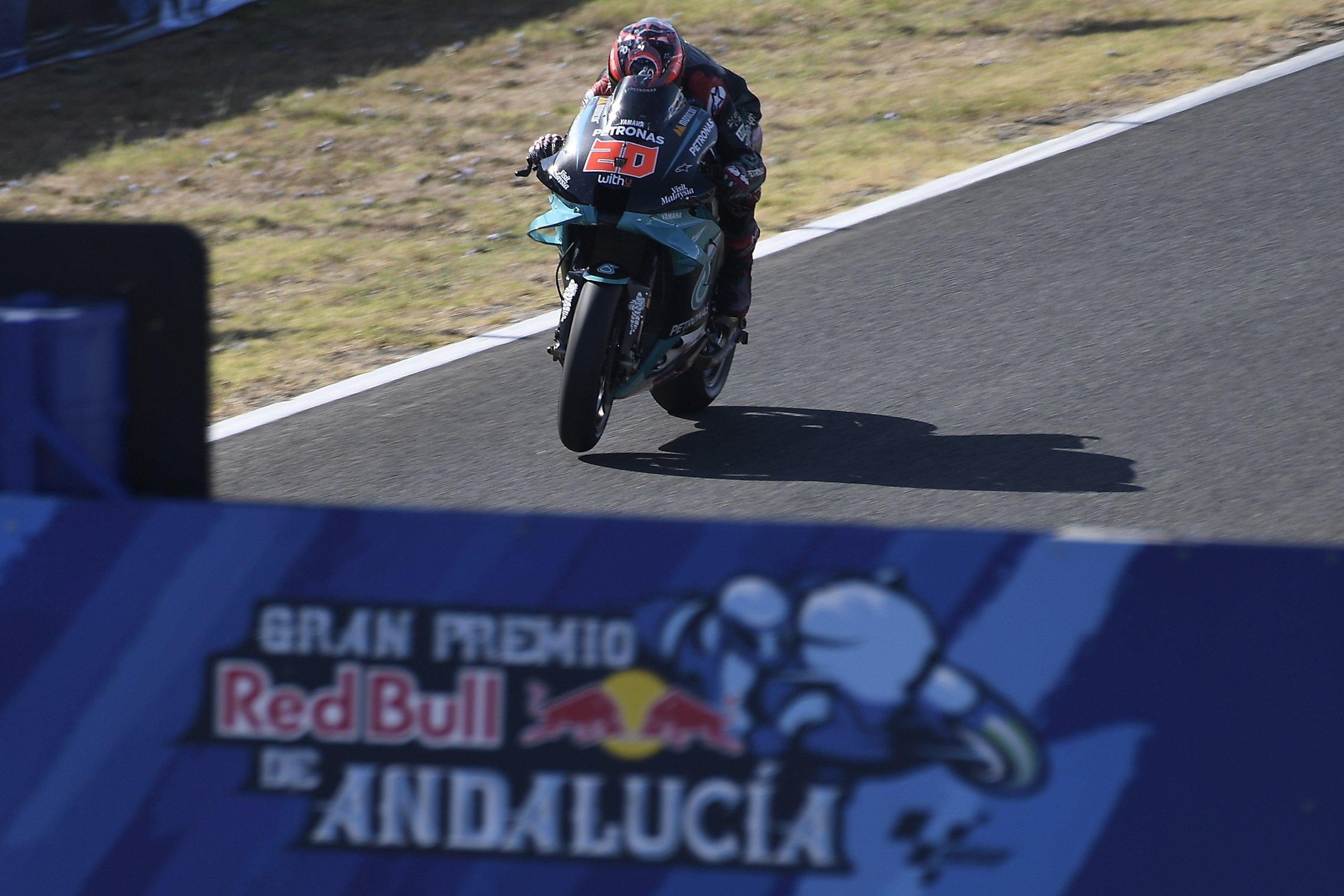 GP de Andalucía – Resumen. Lesionados, clasificación, velocidad, neumáticos y el título