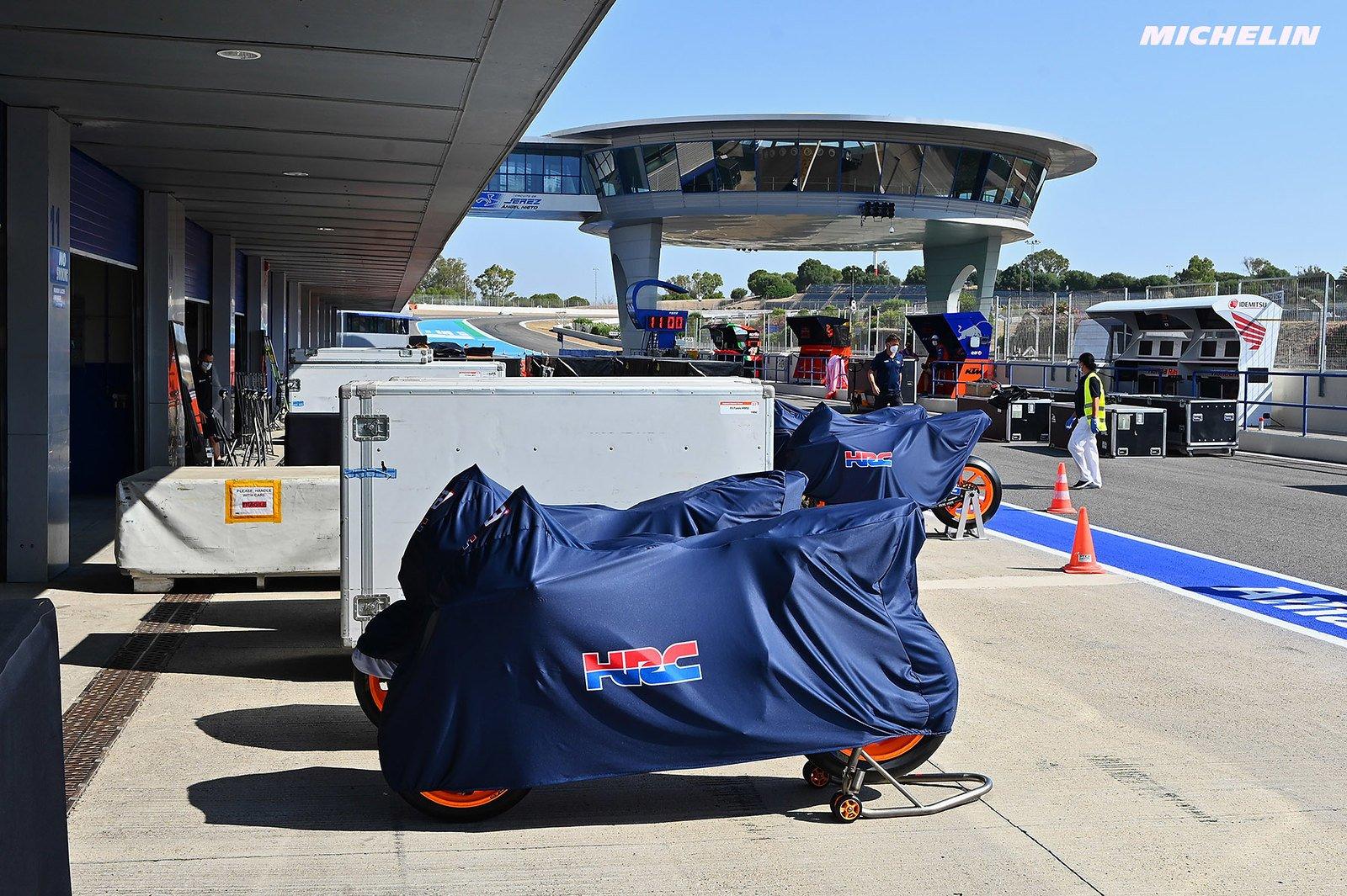 Gran Premio Red Bull de Andalucía – Horario Universal/World Schedule/Orari Universali