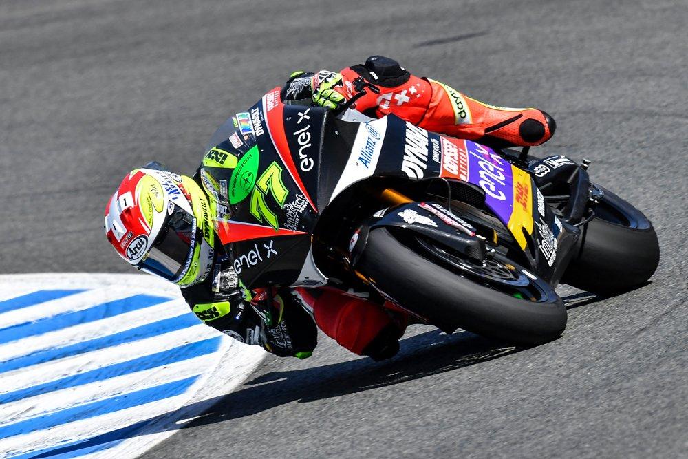 Dominique Aegerter gana y Jordi Torres pesca su primer podio de MotoE en Jerez