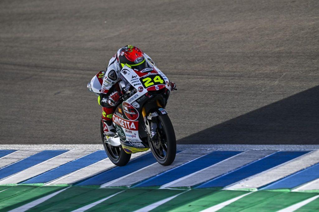 Pleno de poles en 2020 para Tatsuki Suzuki que saldrá primero al GP de Andalucía