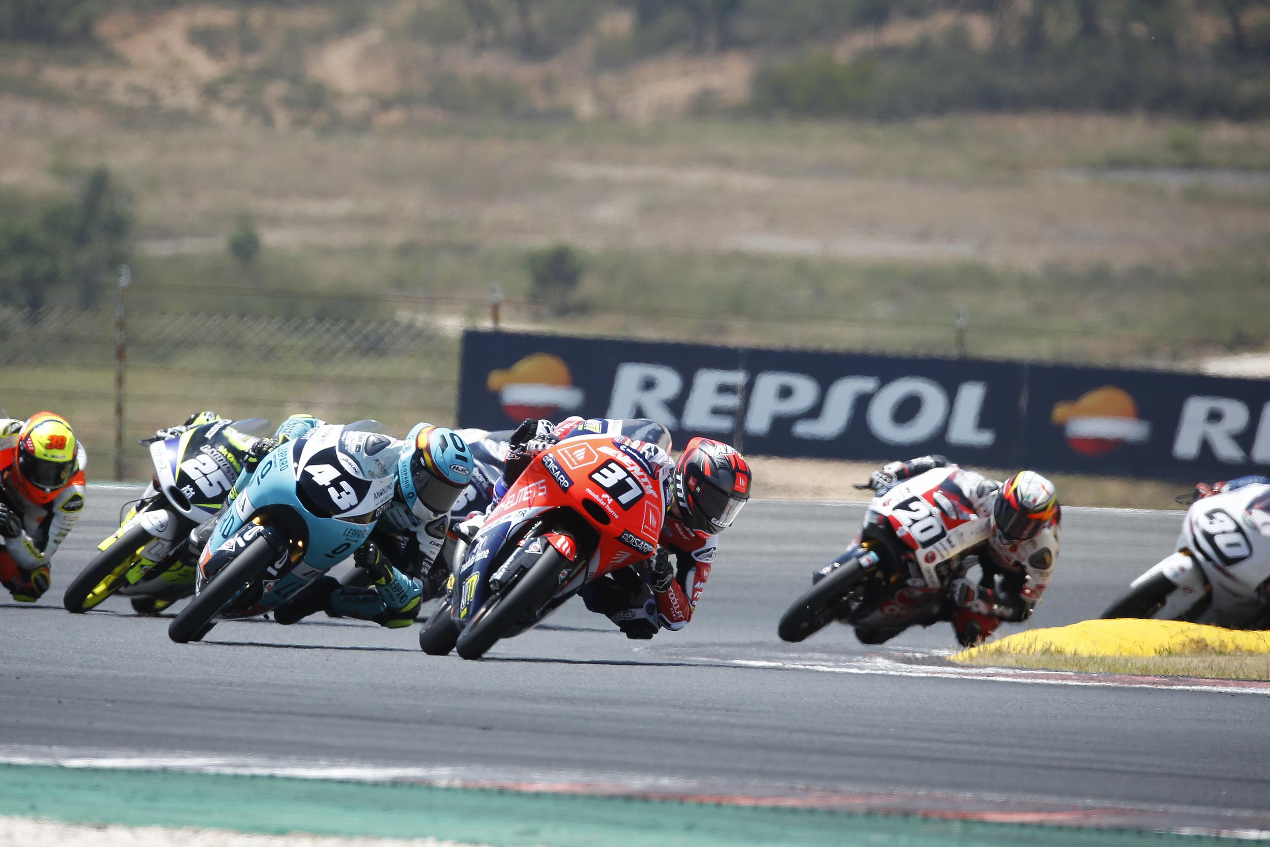 Horarios de la tercera ronda del FIM CEV Repsol: Jerez