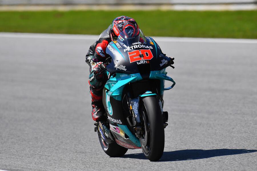 """Fabio Quartararo se descarta para el Mundial """"si Yamaha no arregla lo que tenemos"""""""