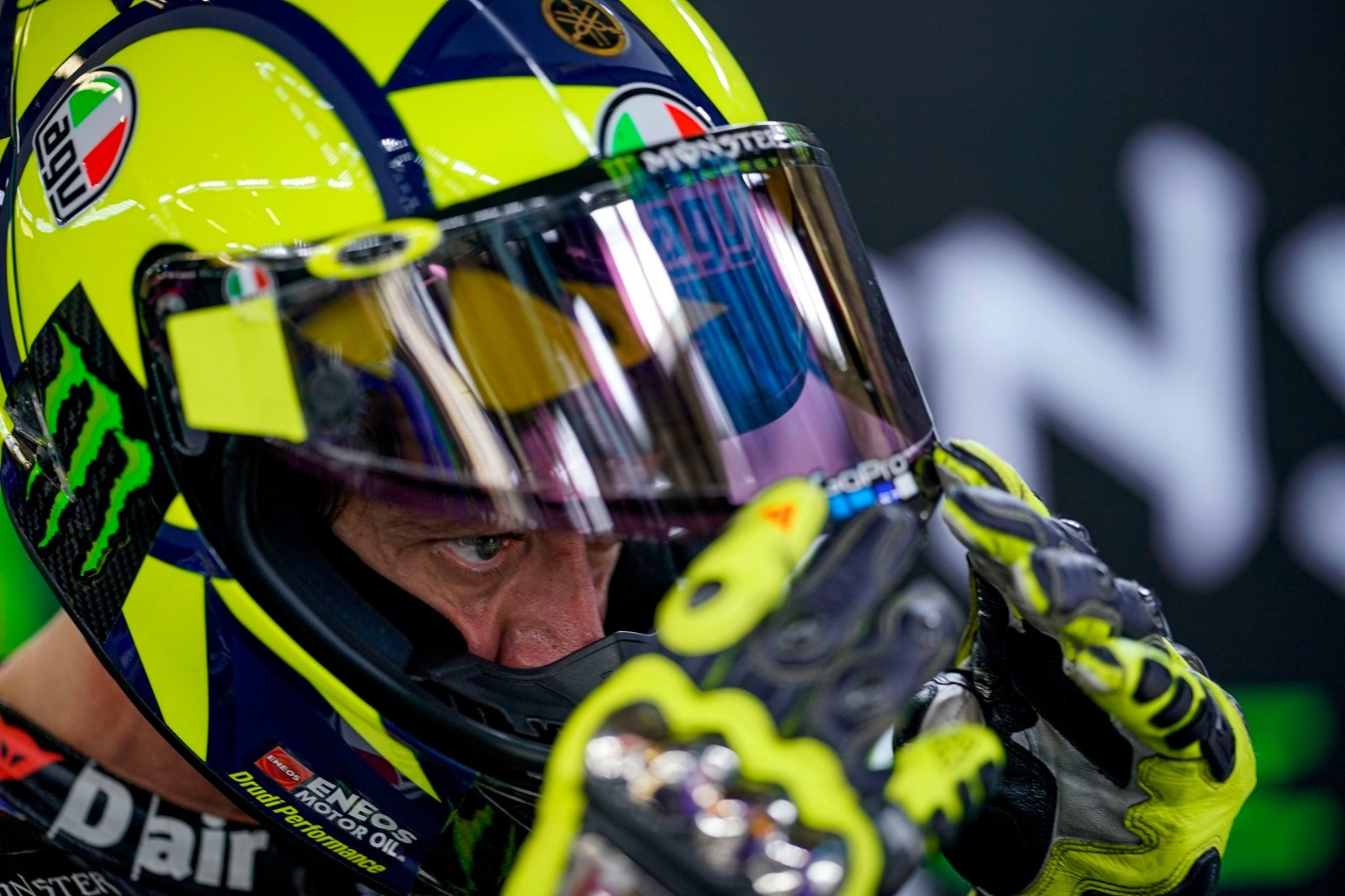 El último cartucho de Valentino Rossi