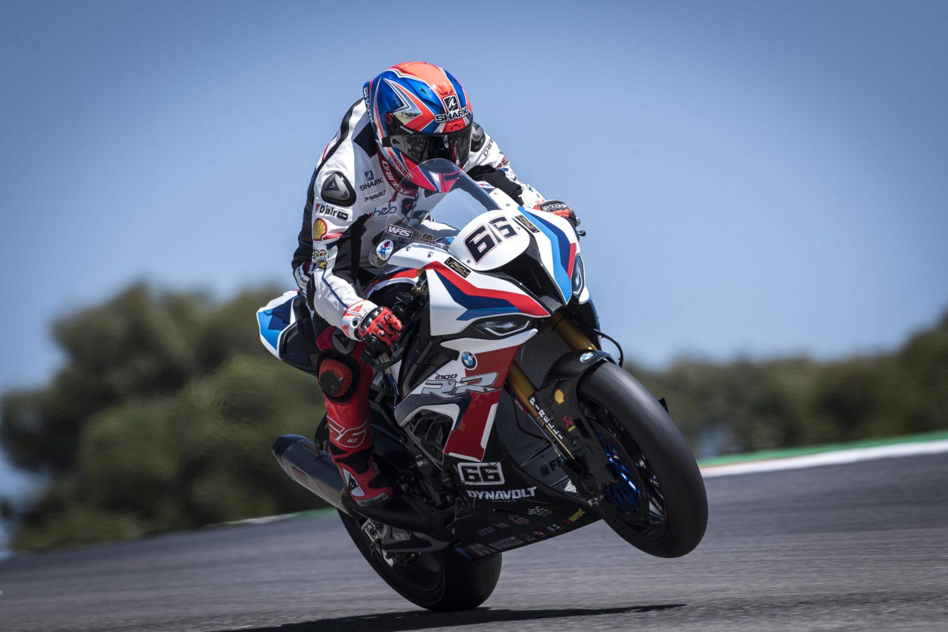 WorldSBK – Tom Sykes renueva con BMW Motorrad