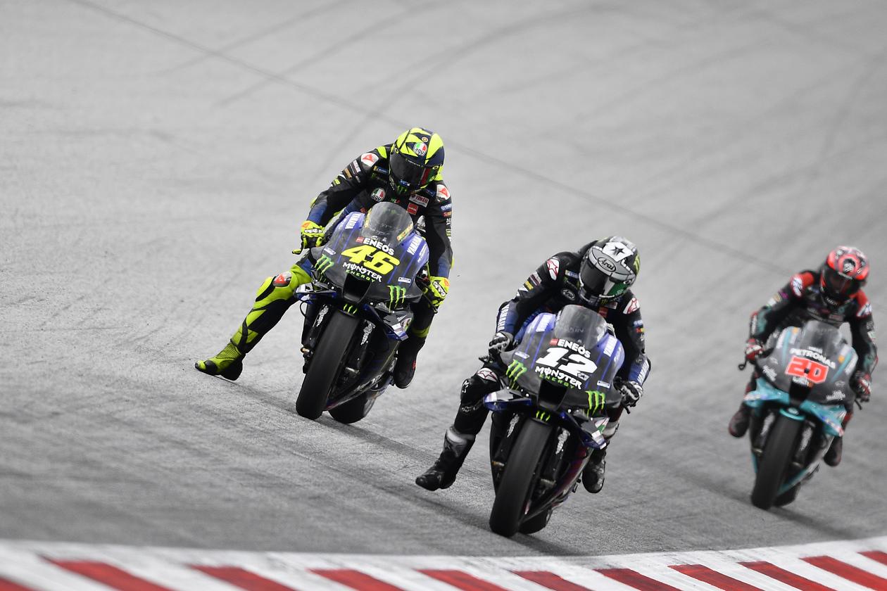 Valentino Rossi, Maverick Viñales y Fabio Quartararo piden cambios y una revolución
