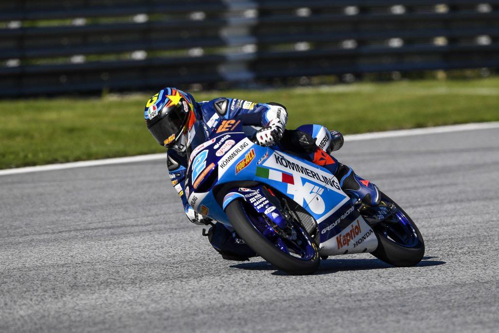 Primera pole del año para Gabriel Rodrigo en el GP de Styria