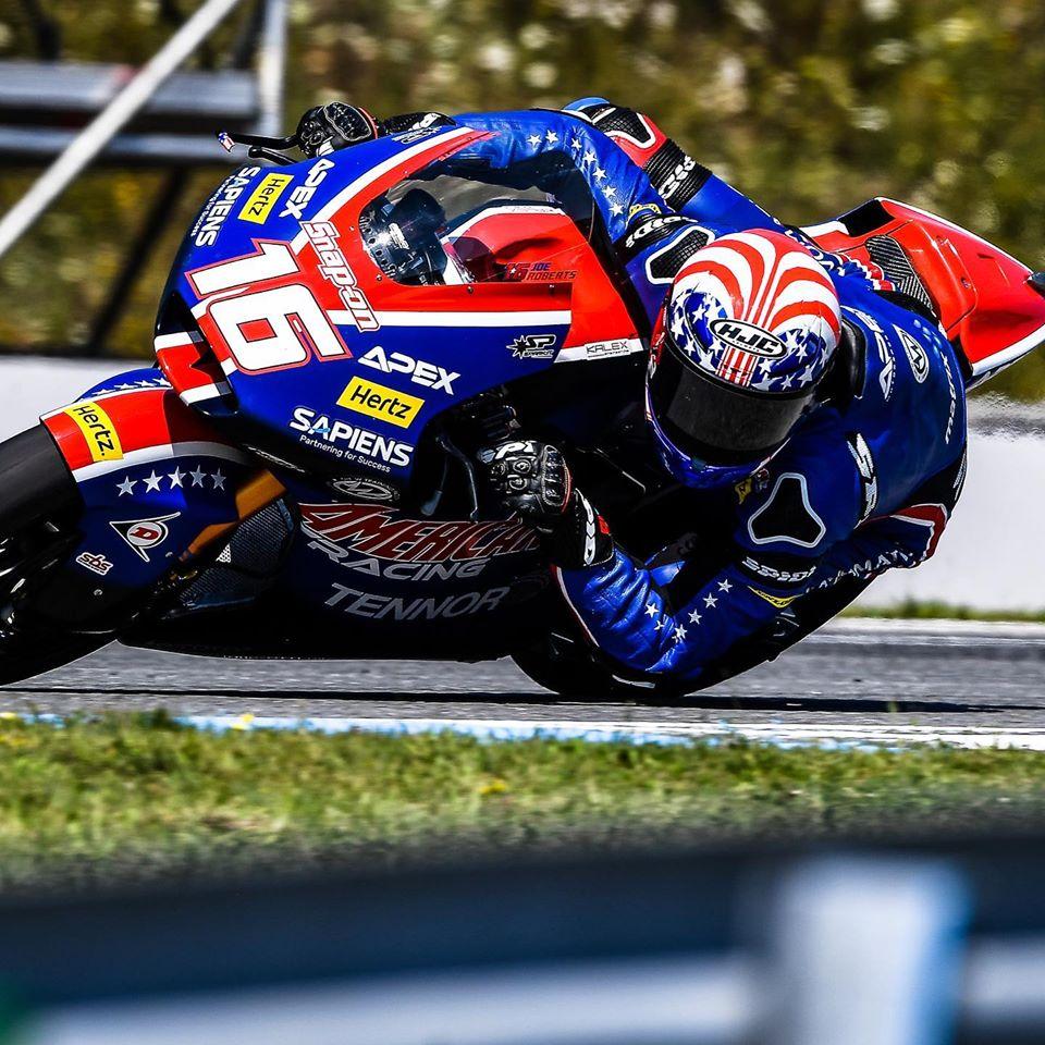 Joe Roberts firma su segunda pole de 2020 en Brno