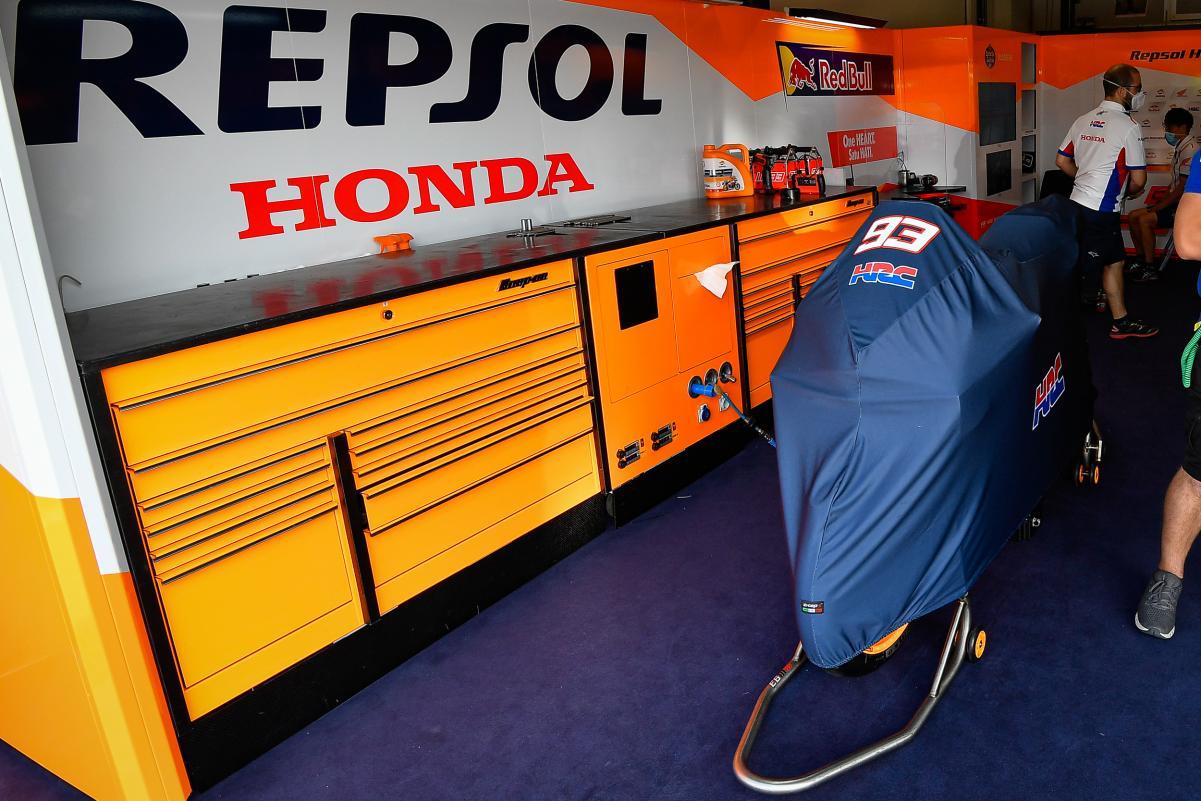 Repsol y Honda, paso a paso