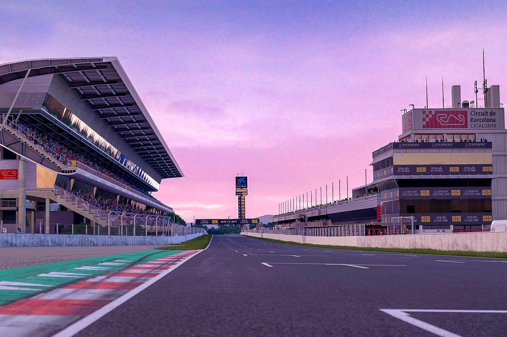 Gran Premio de Catalunya – Horario