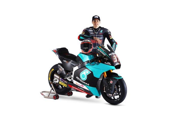 Xavi Vierge seguirá en el Petronas en 2021