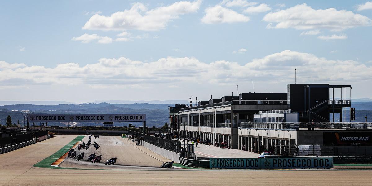 Ronda 5 – Pirelli Teruel – Horarios