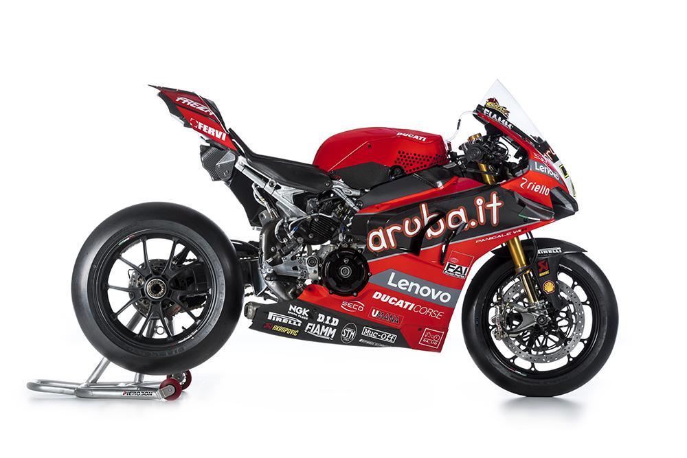 Ducati ficha a Rinaldi para WorldSBK 2021