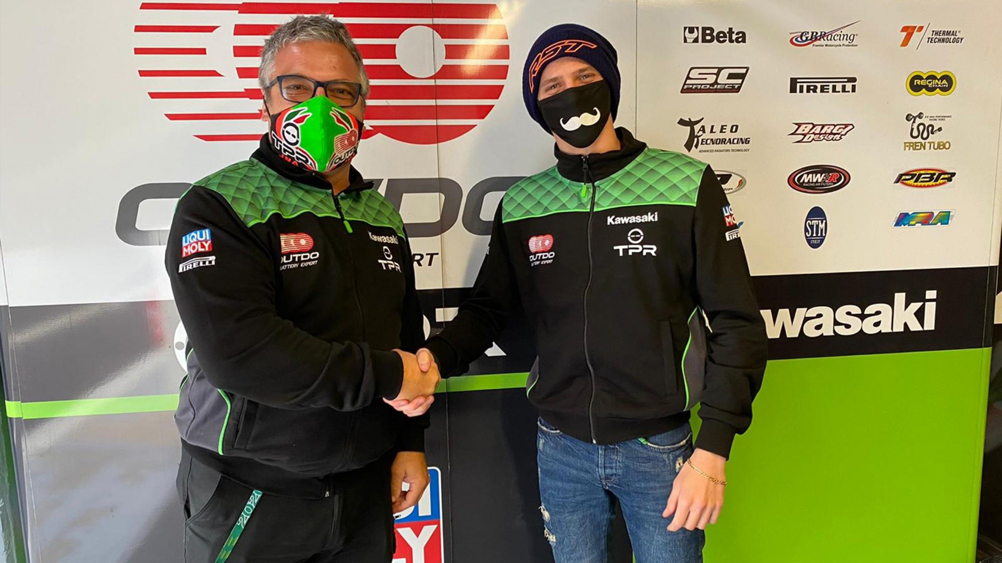 Turno para Loris Cresson en el Pedercini Racing