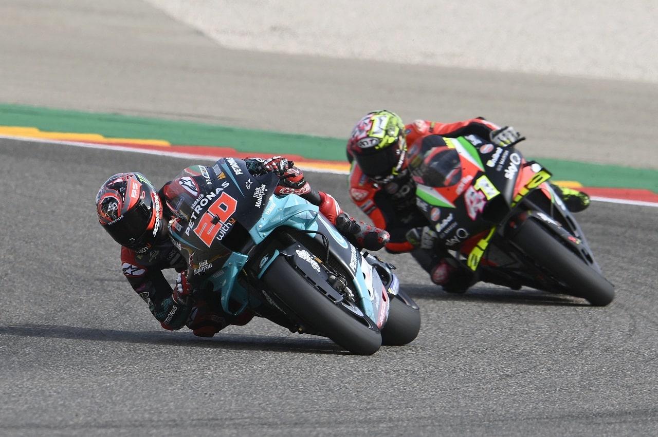 """Fabio Quartararo """"La moto ya no tiene nada más que mejorar"""""""