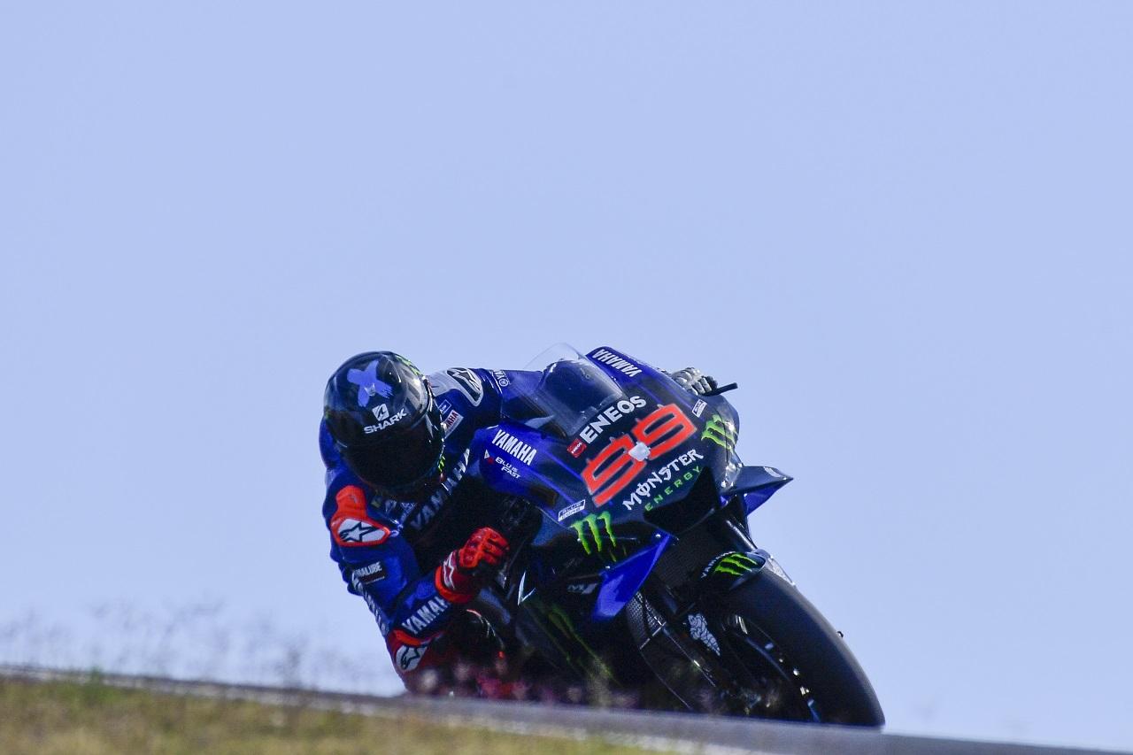 Yamaha no ha escuchado a Jorge Lorenzo