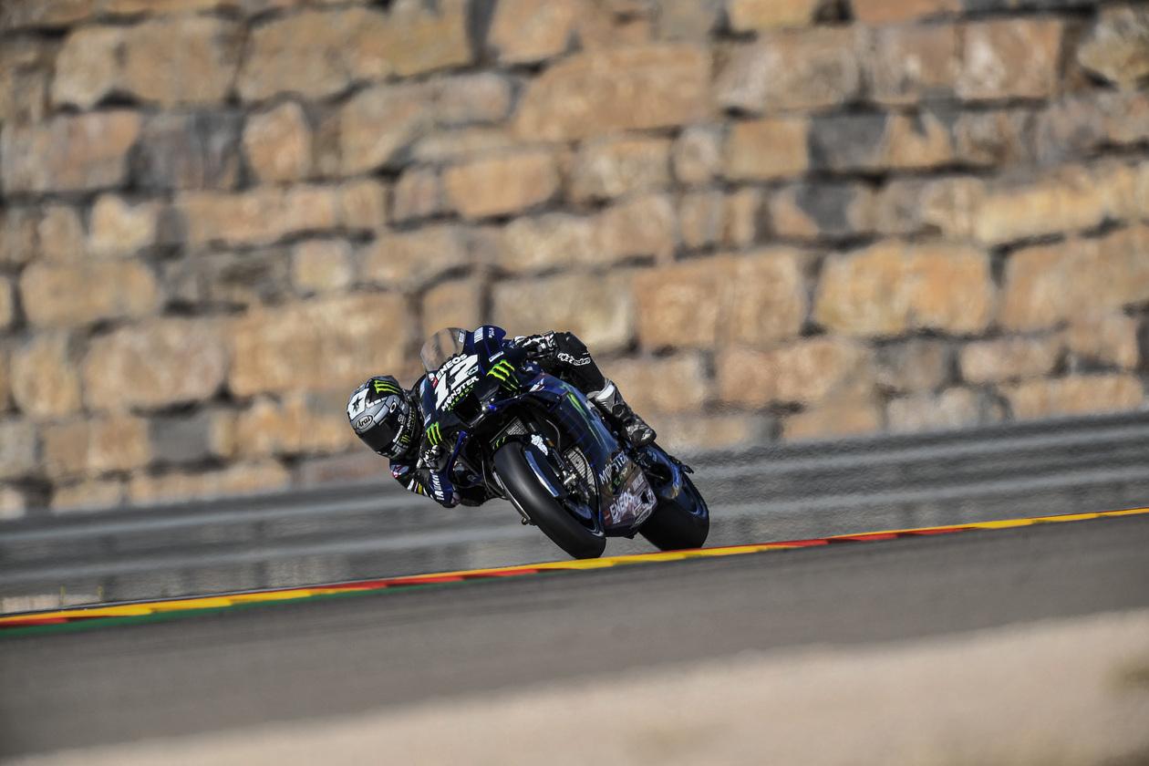 """Maverick Viñales """"La moto no la podemos mejorar así que hay que sacar lo máximo de lo que tenemos"""""""