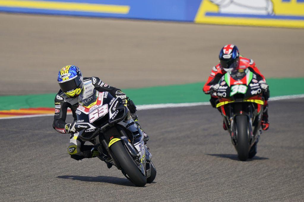"""Tito Rabat se reivindica """"para estar en MotoGP doy la talla de sobra"""""""