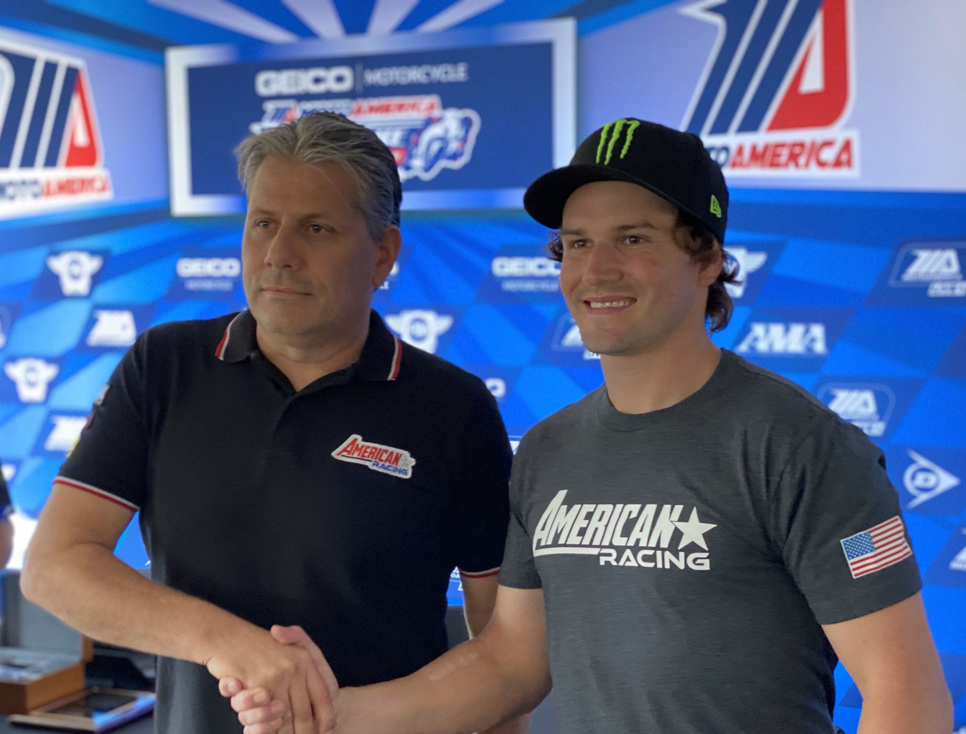 Cameron Beaubier, cinco veces Campeón de MotoAmérica, ficha por American Racing Team