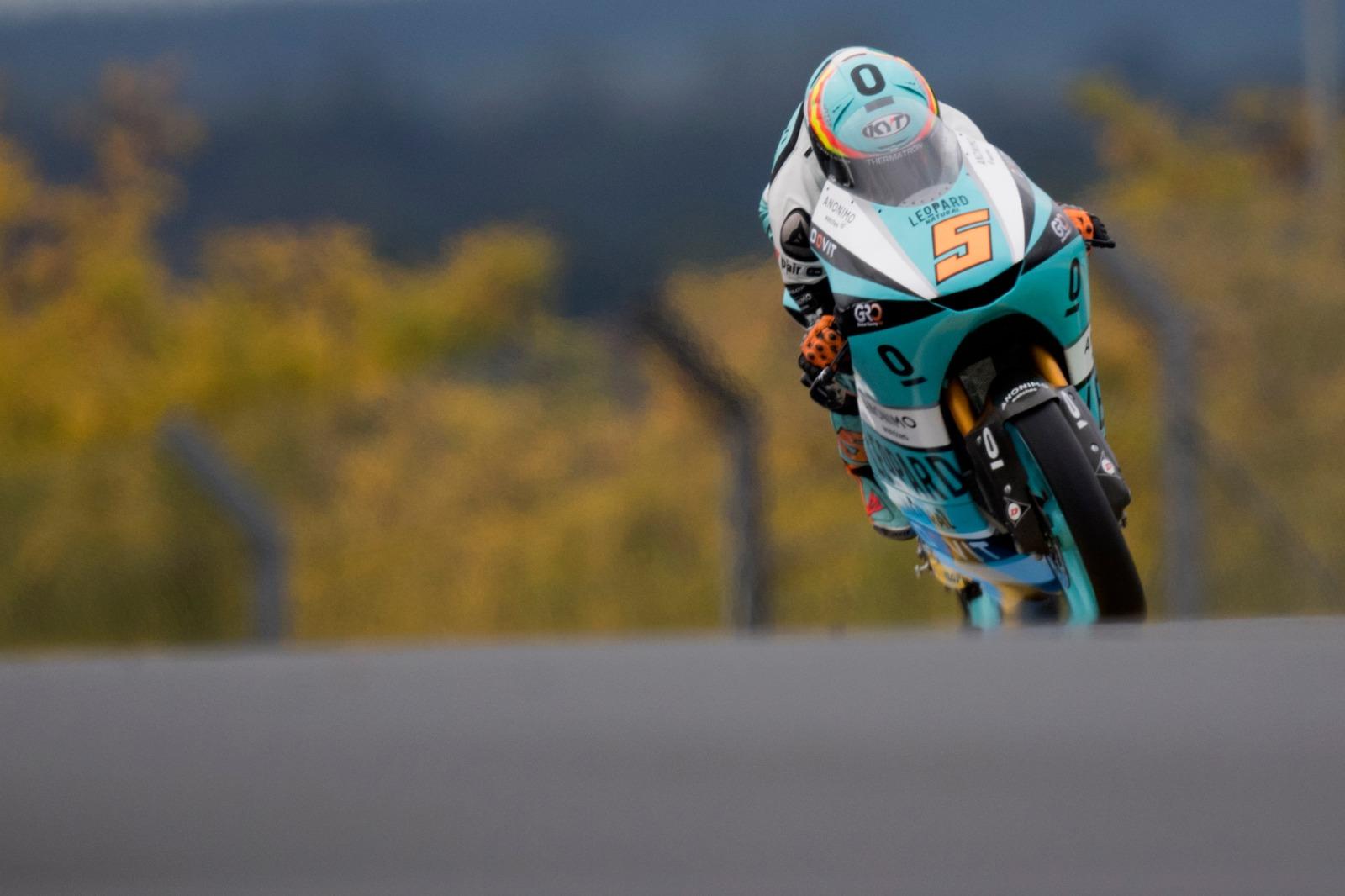 Jaume Masiá pulveriza el récord para conseguir su primera pole en Le Mans