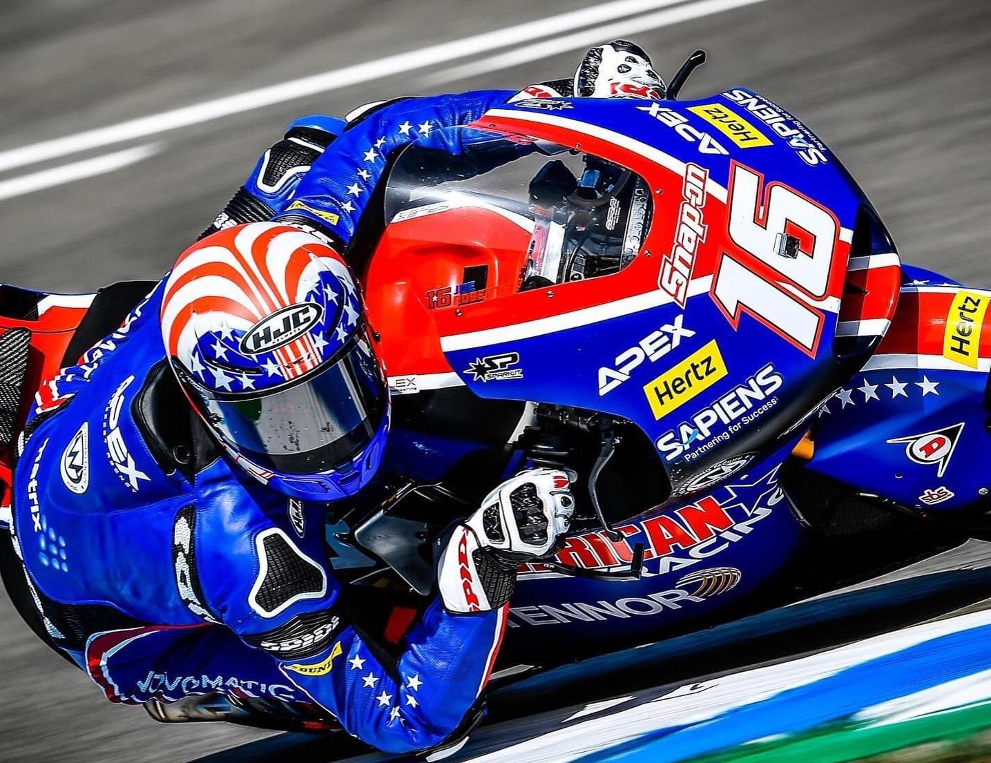 Joe Roberts consigue la tercera pole de 2020 en Le Mans