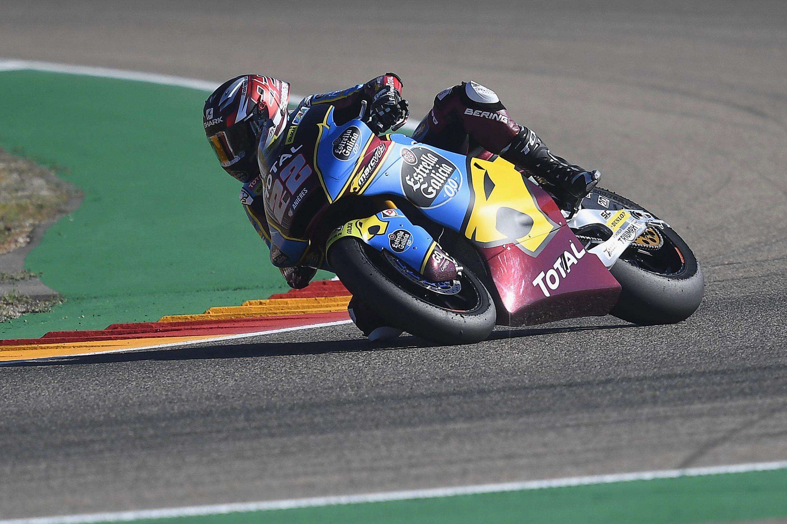 Sam Lowes gana con autoridad en Motorland Aragón y estrena liderato