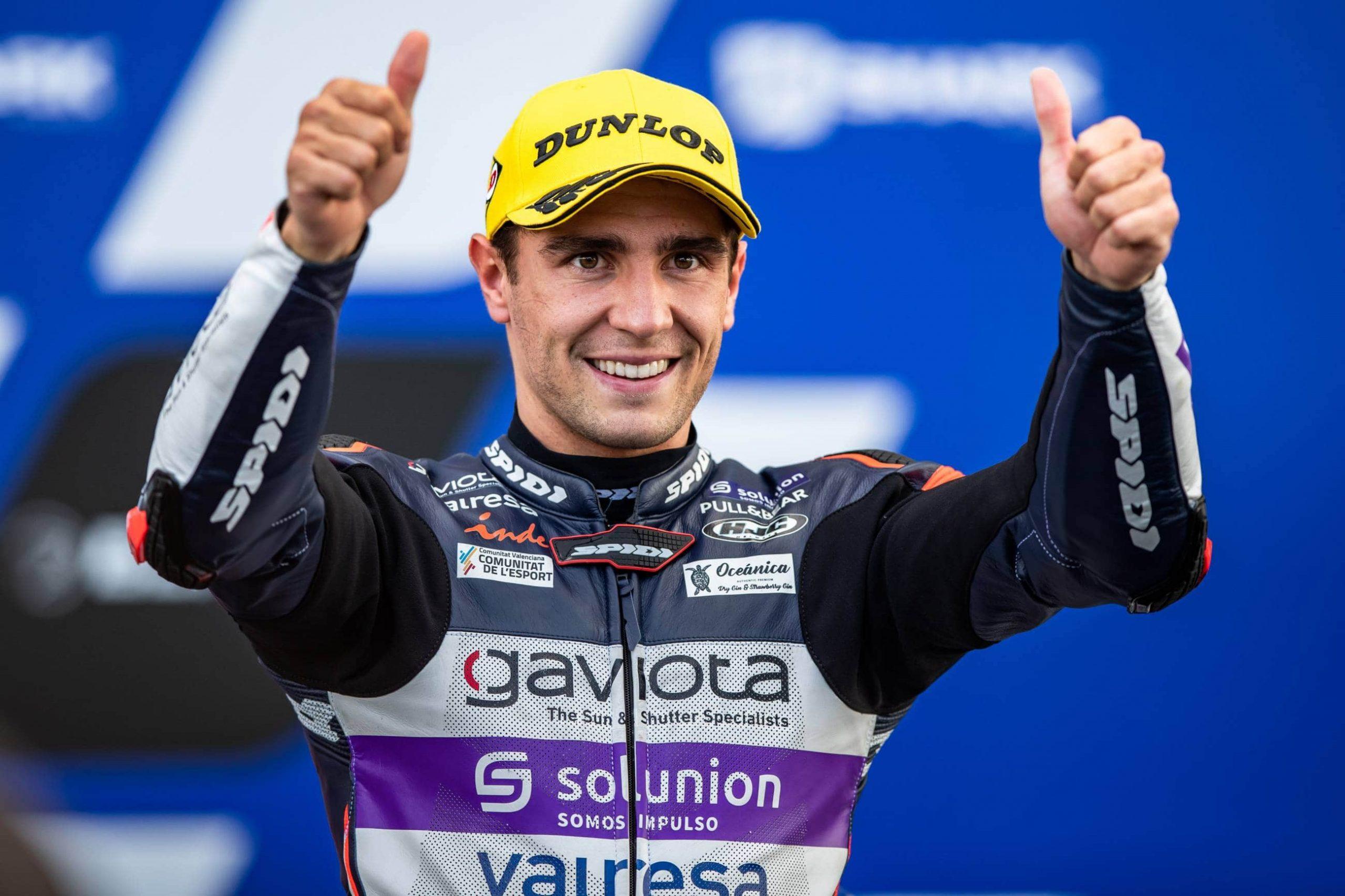 Albert Arenas subirá a Moto2 en 2021 con el Aspar Team