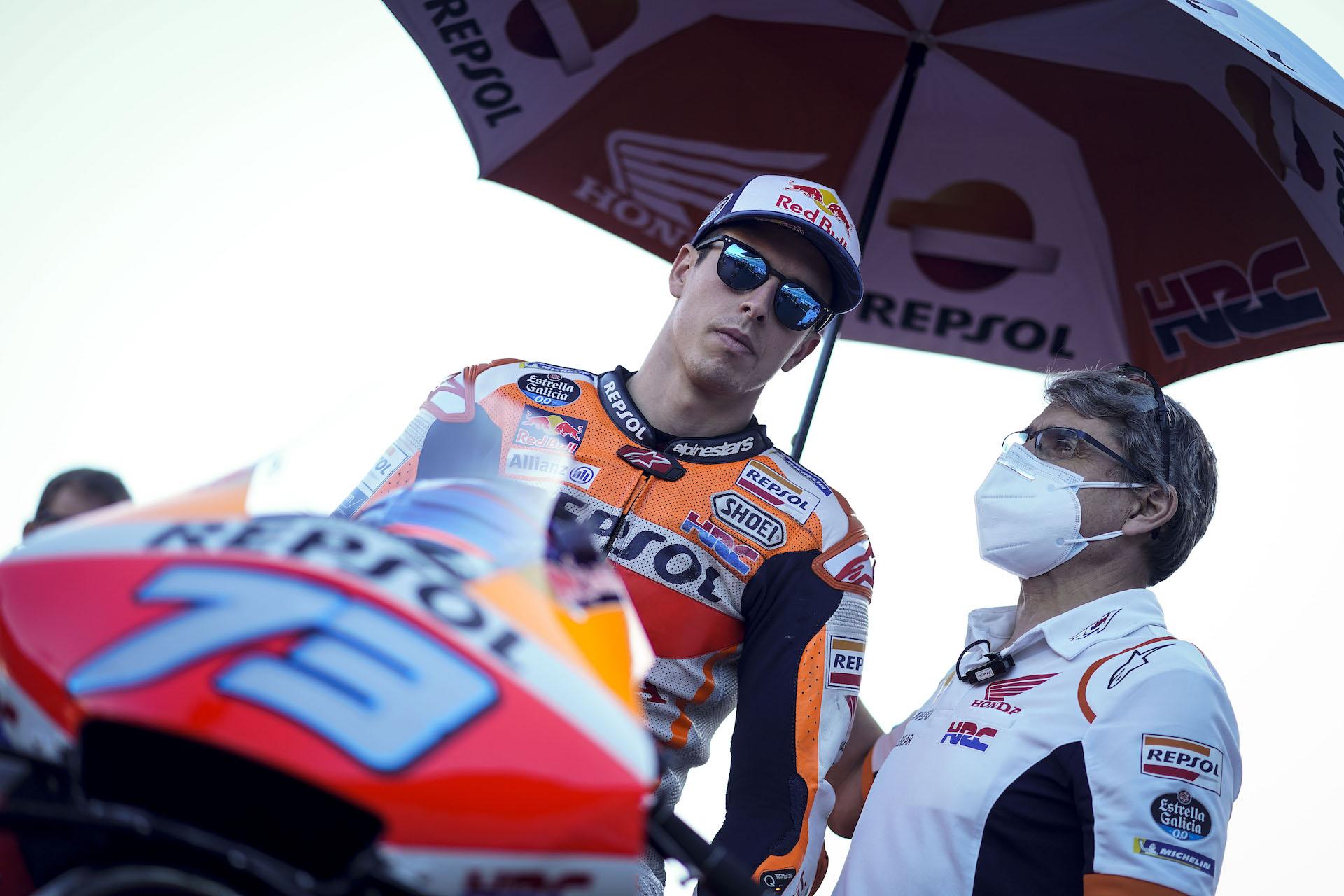 """Alex Márquez, año 1 en MotoGP: """"Hemos hecho cosas muy decentes"""""""