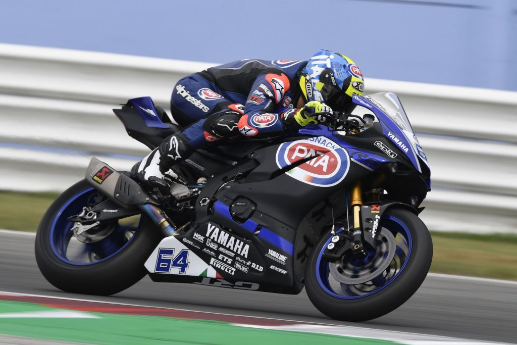 WorldSSP: Federico Caricasulo completa el dream team del GMT94
