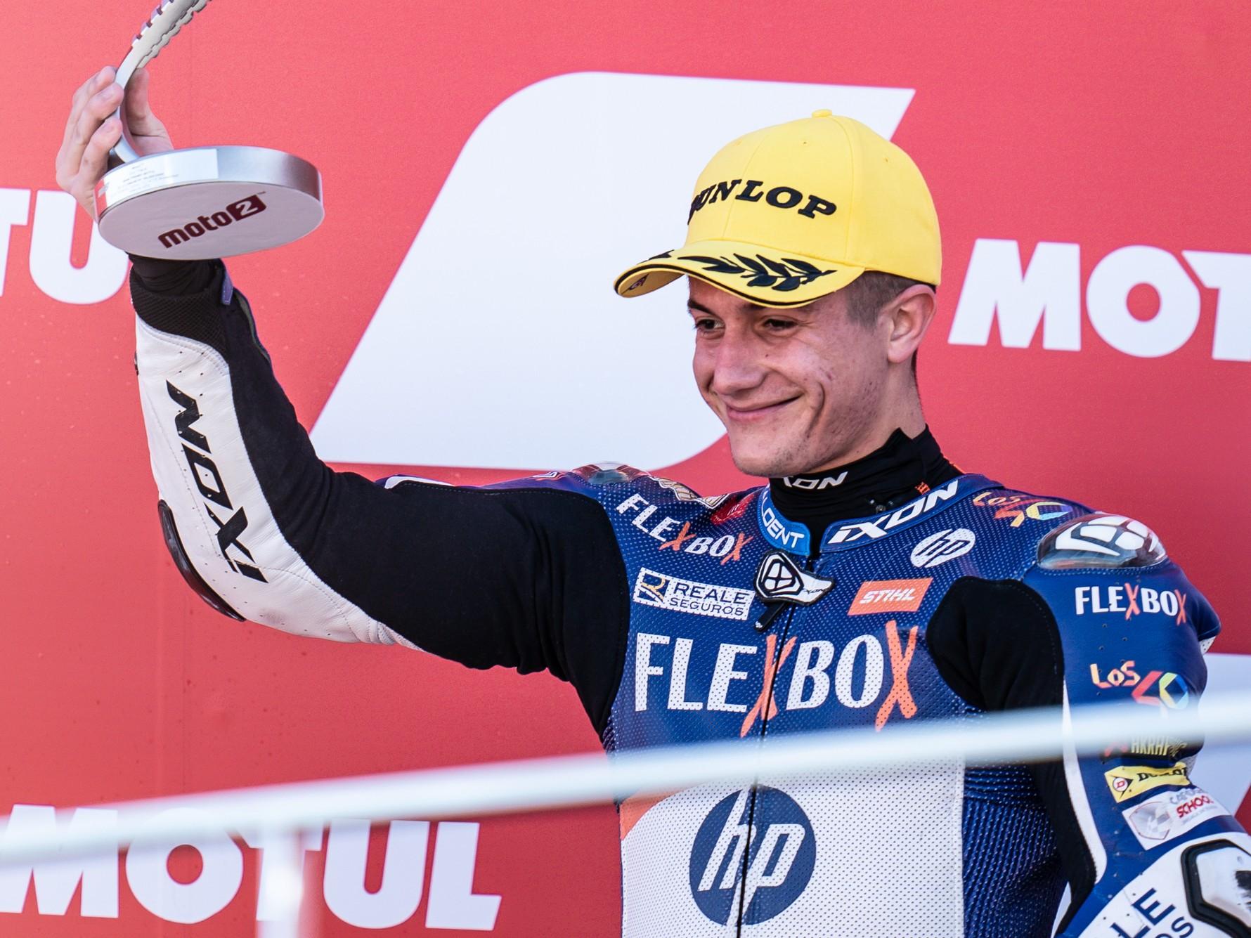 Lógica: Hector Garzó seguirá con el Pons Racing