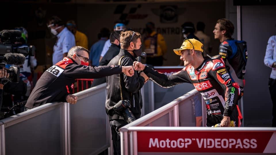 """Jorge Navarro y Yari Montella, pilotos Speed Up 2021: """"Con Jorge lucharemos por el título"""""""