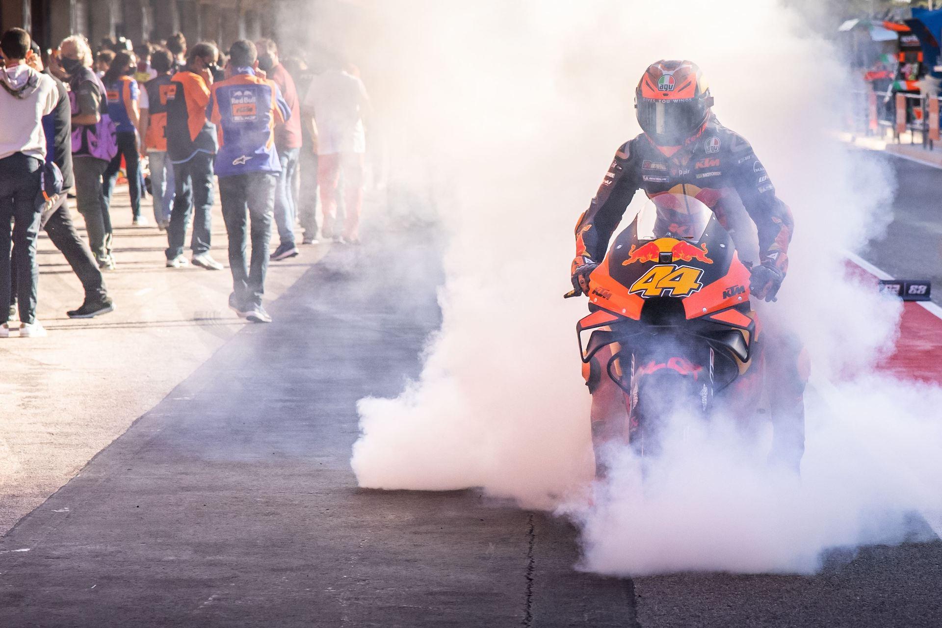 """Pol Espargaró y KTM, cuatro años de amor: """"al principio, fallaba del primer al último tornillo"""""""