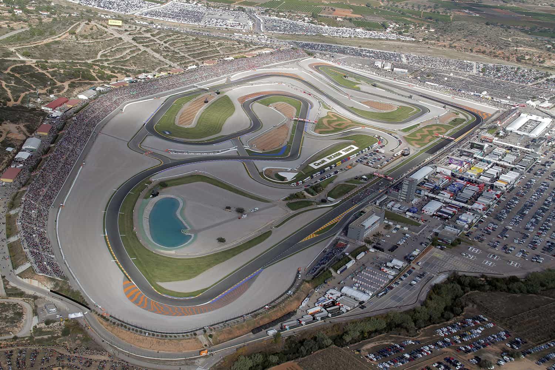 Gran Premio de Europa – Horario