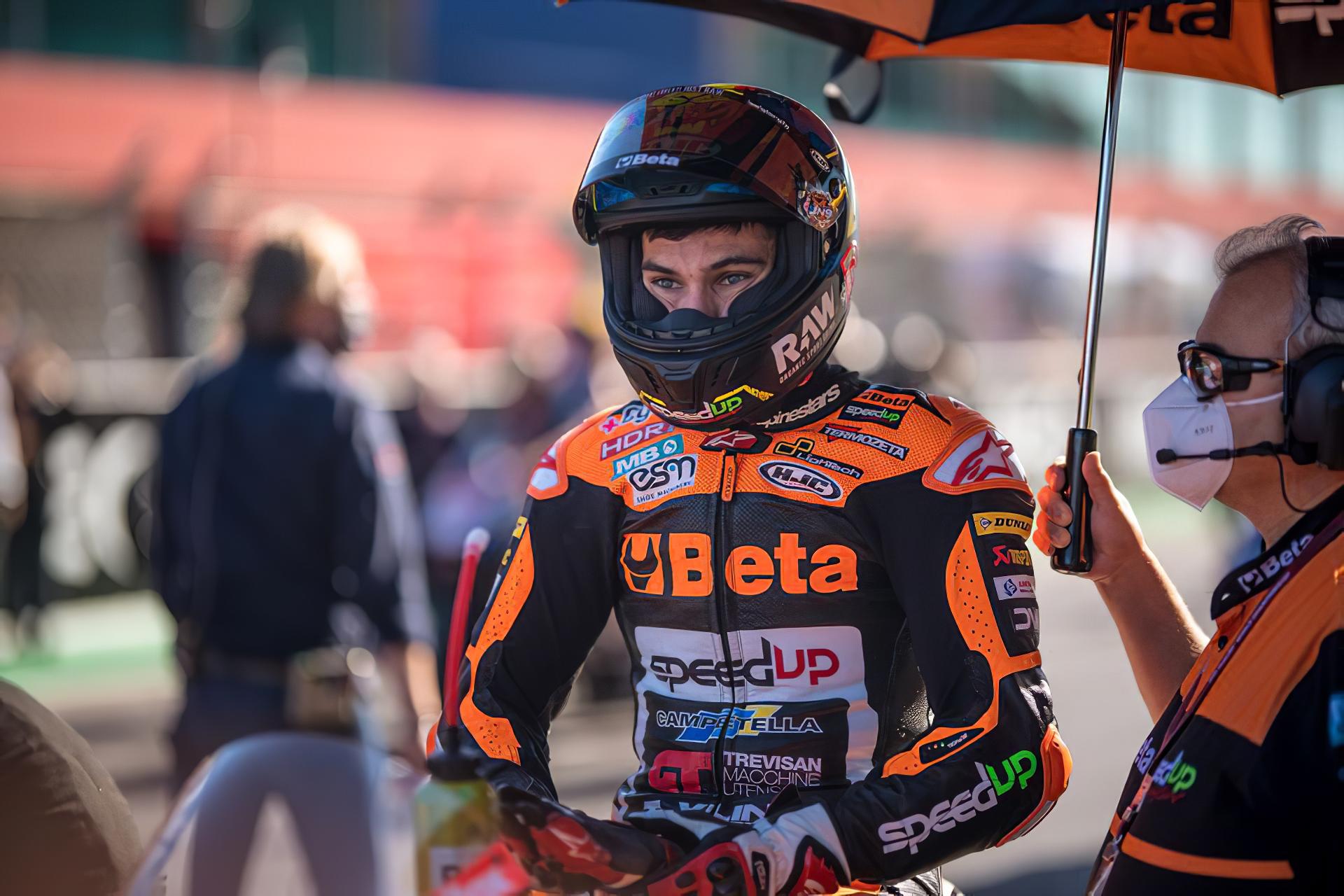 """Jorge Navarro: """"Dunlop no trajo el neumático que nos gustaba"""""""
