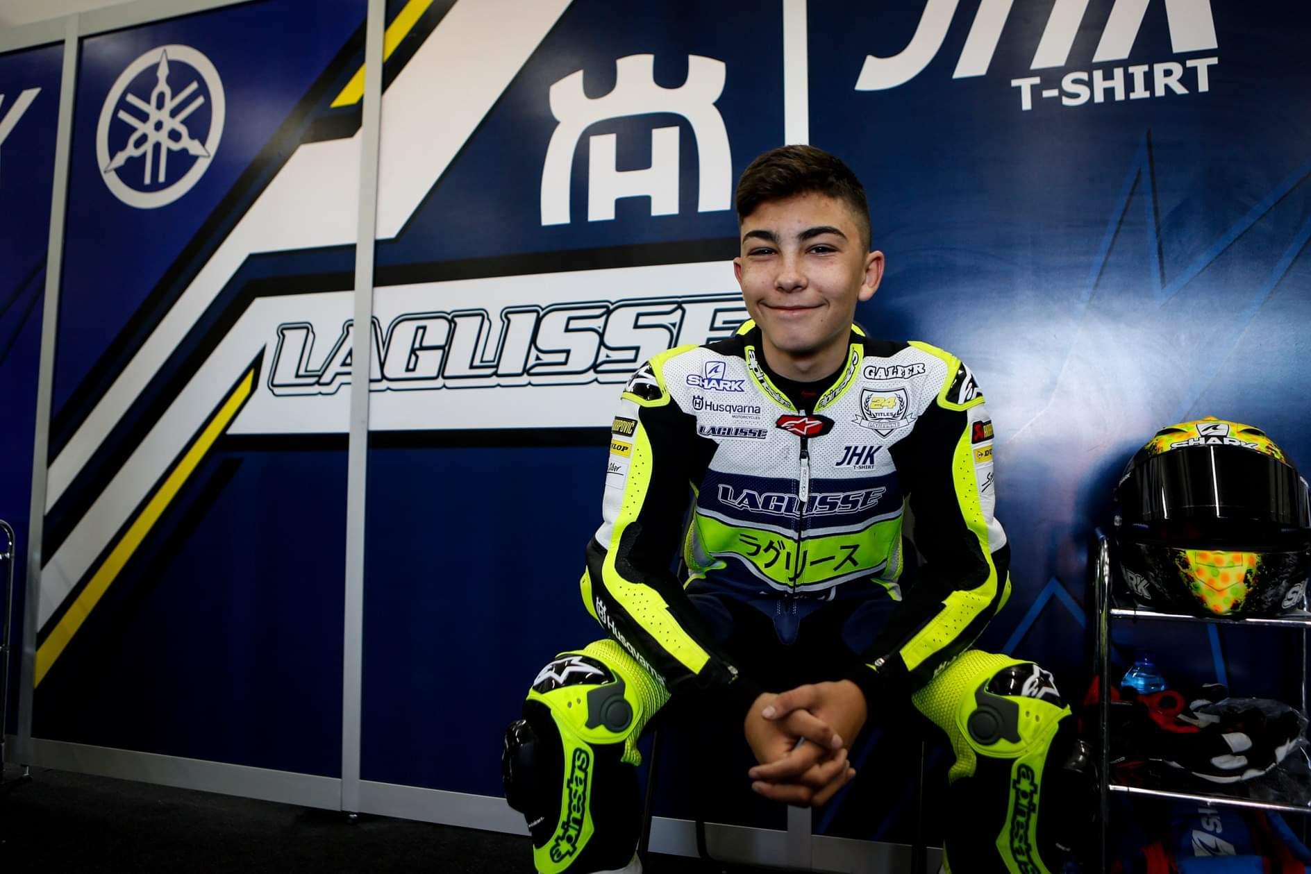 """Ya es oficial, """"Pitito"""" Fernández por Alonso López en el Max Racing"""