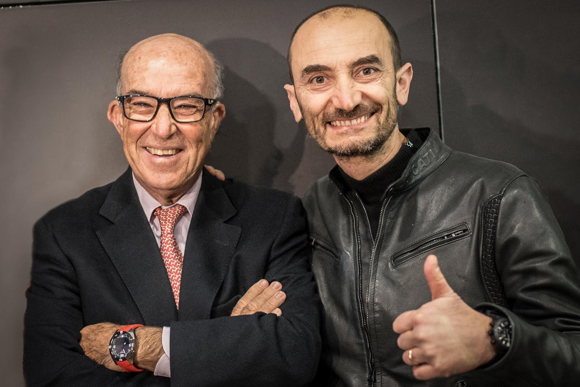 Ducati, en MotoGP hasta 2026