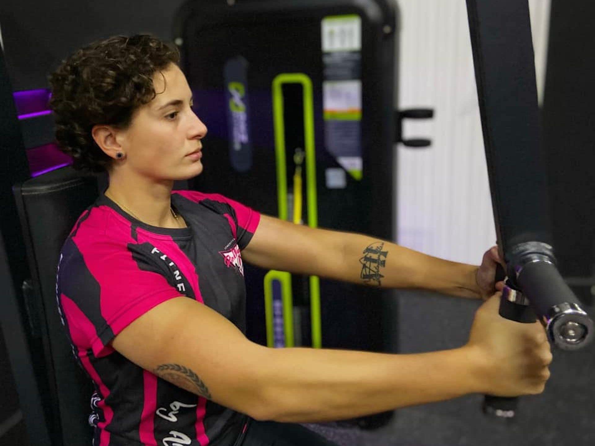 """Ana Carrasco (segunda parte): """"Primero ser competitiva, luego dar pasos sea en la dirección que sea"""""""
