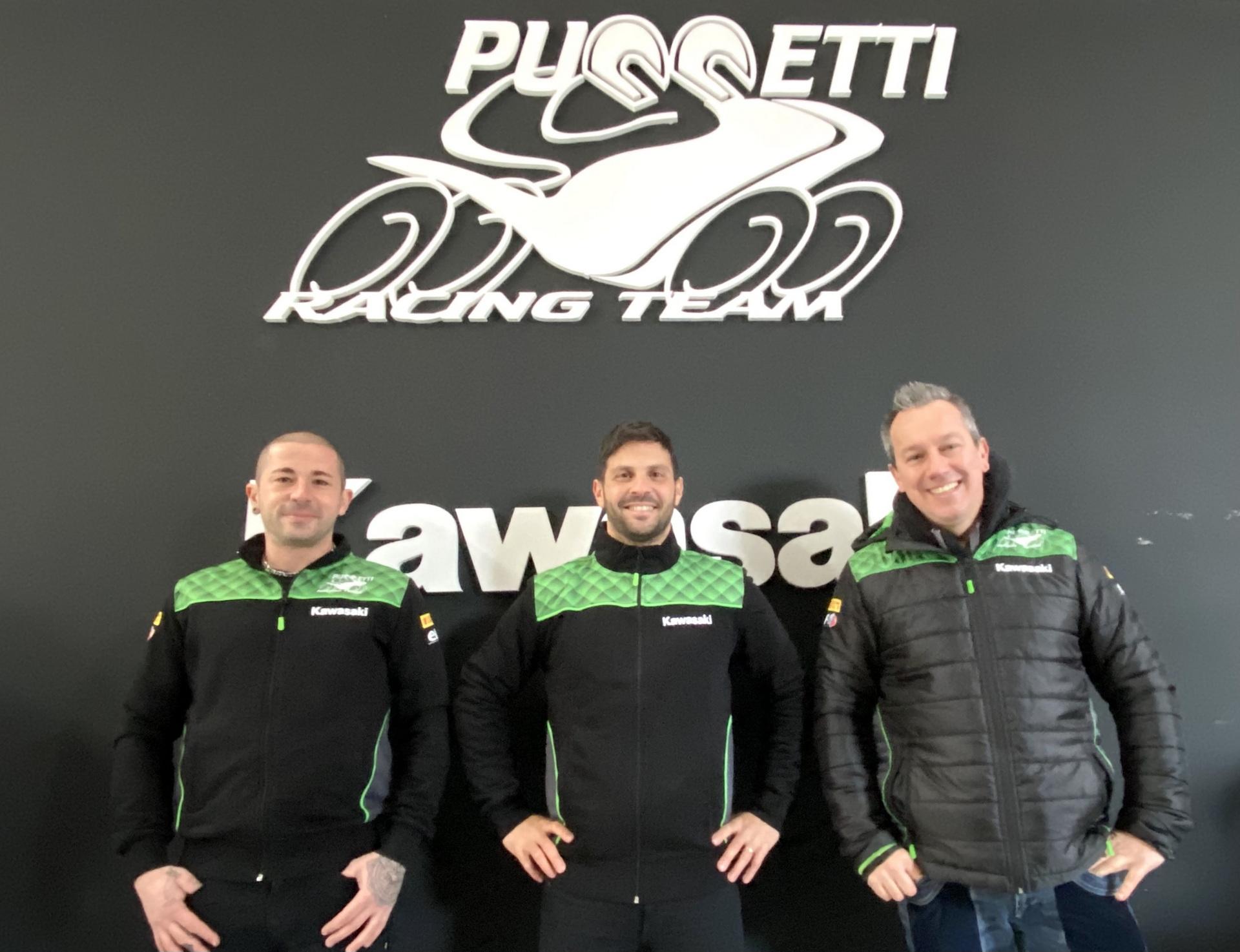 Motozoo by Puccetti Racing en el WorldSSP con Michel Fabrizio y Shogo Kawasaki