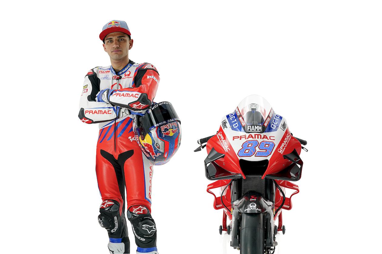 El apoyo de Ducati a Jorge Martín (incluye galería)