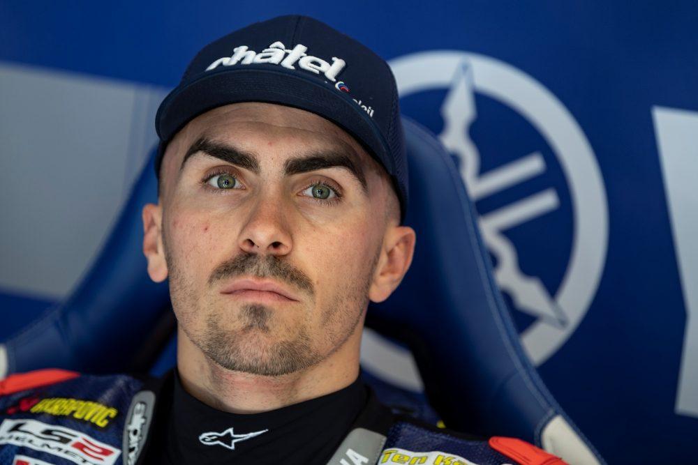 """Baz, oficial Ducati en MotoAmerica: """"el único objetivo es ganar"""""""