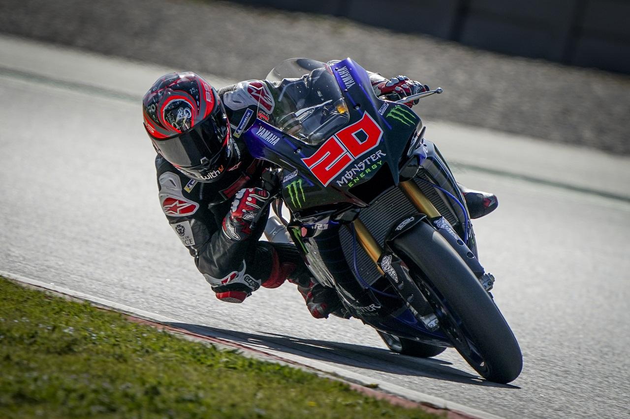"""Fabio Quartararo: """"La moto irá como un cohete en Qatar"""" pero está preocupado por el resto de circuitos"""