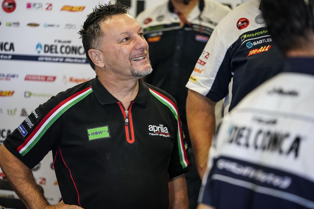 Muere Fausto Gresini