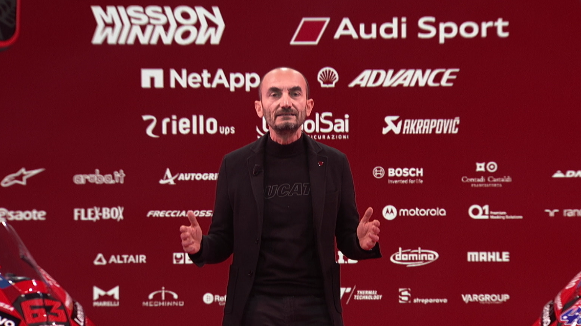 Video: Resumen de la presentación Ducati MotoGP 2021