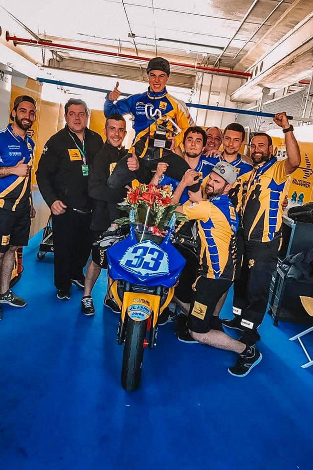 Dani Valle vuelve al MS Racing