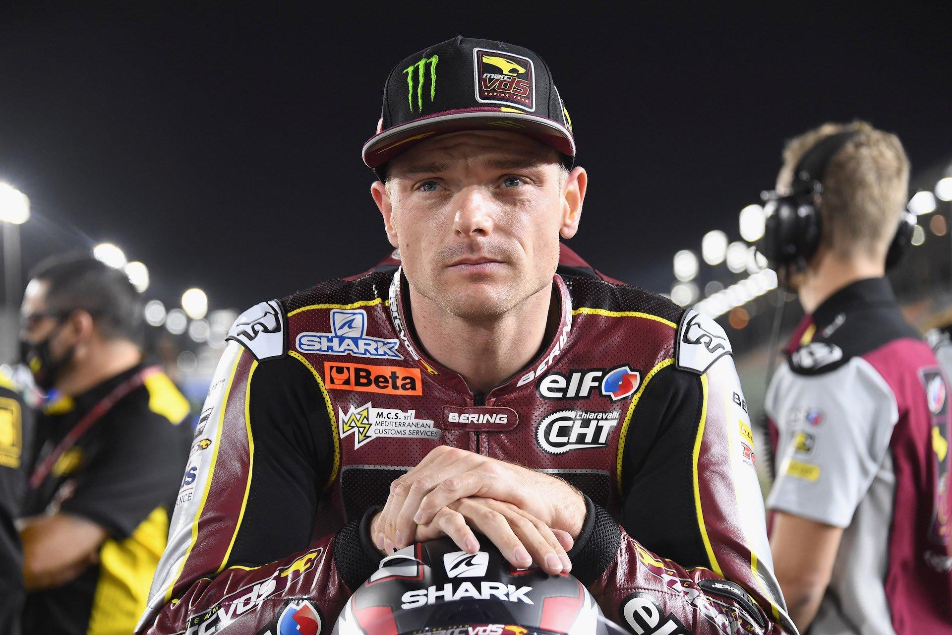 Resultados de la clasificación de Moto2 en el Gran Premio de Doha