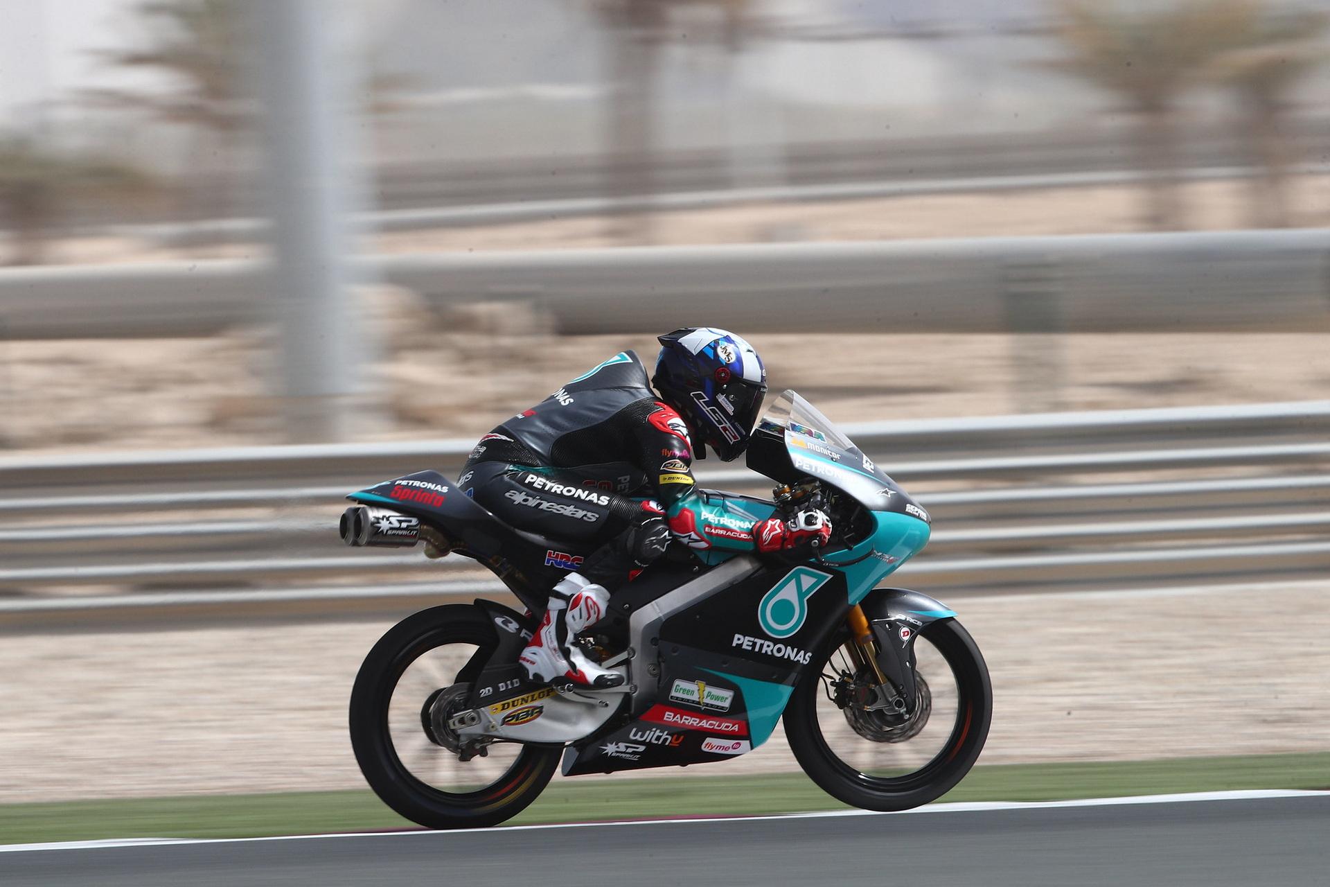 Moto3 Test: día 2, McPhee el más rápido