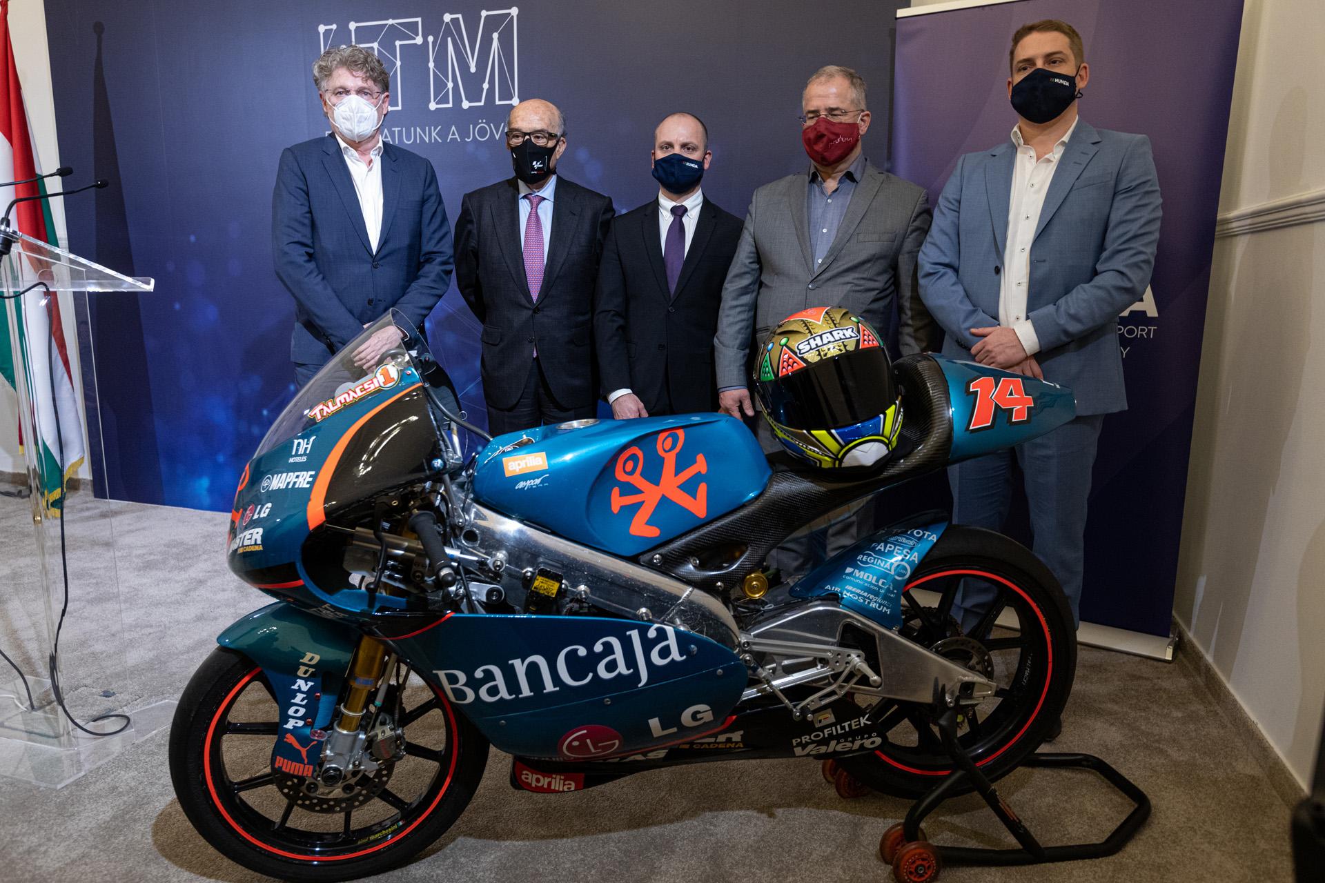 Hungría se unirá al calendario de MotoGP ™ a partir de 2023